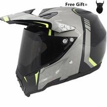 2019 New Design Motorcycles Protective Gears Dirt Bike Racing Motocross Helmets Cross Country Motorcycle Helmet