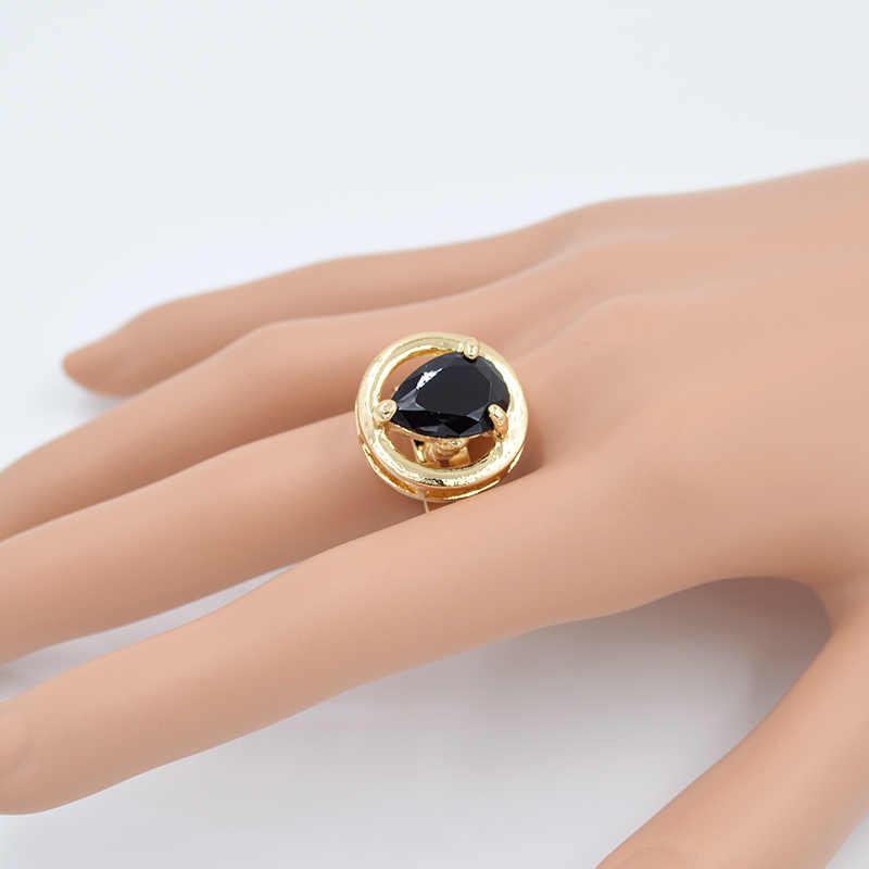 Sunny Schmuck Braut Schmuck Sets Für Frauen Herz Halskette Ohrringe Ring Armband Hohe Qualität Zirkonia Für Party Hochzeit