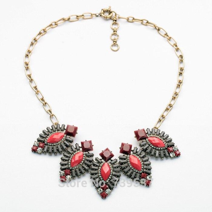 Triple Strand Neopreno Goma Collar corto en C... Magnético Fashion Jewellery