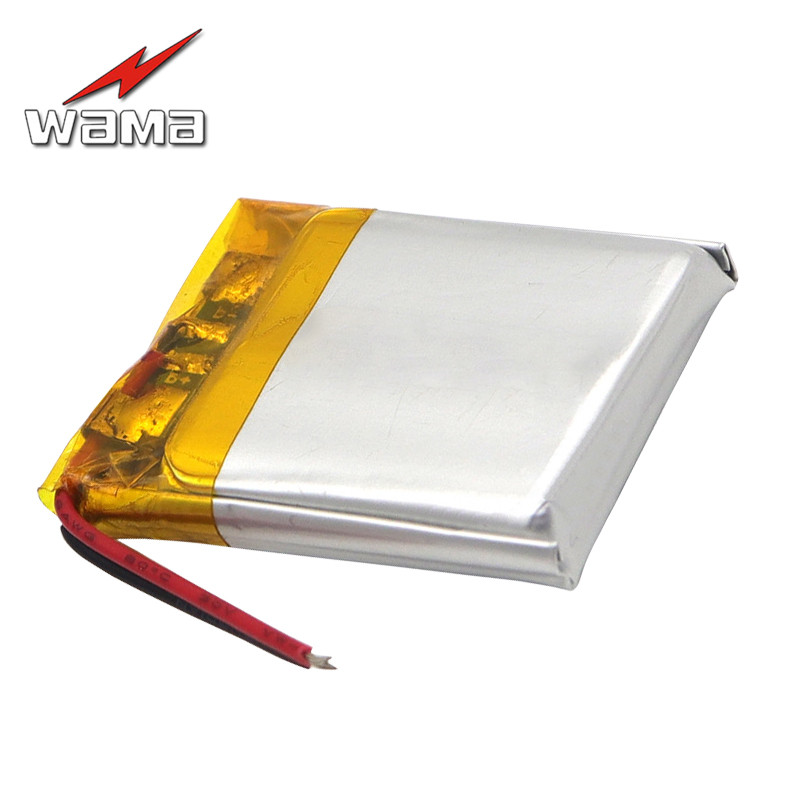 30x WAMA 502530 <font><b>300mAh</b></font> 3.7V Li-Polymer Rechargeable <font><b>Batteries</b></font> Over-Charge Protected for DIY Electronic Accessories Wholesales