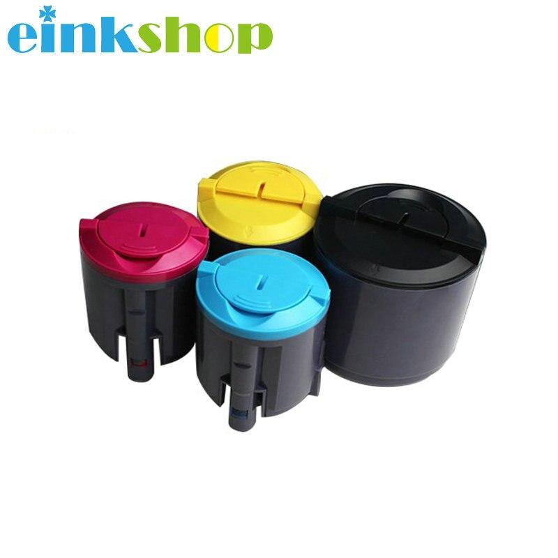 Vilaxh 4pcs set CLP 300 Color Toner cartridge For Samsung CLP300 CLP 300 CLX2160 CLX2160N CLX3160 CLX 2160 CLX 2160 3160 Printer in Toner Cartridges from Computer Office