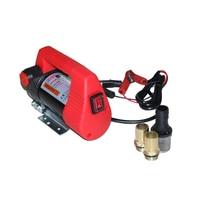12V Electric Diesel Oil Transfer Pump Fuel Kerosene Extractor Motor DCFD40B