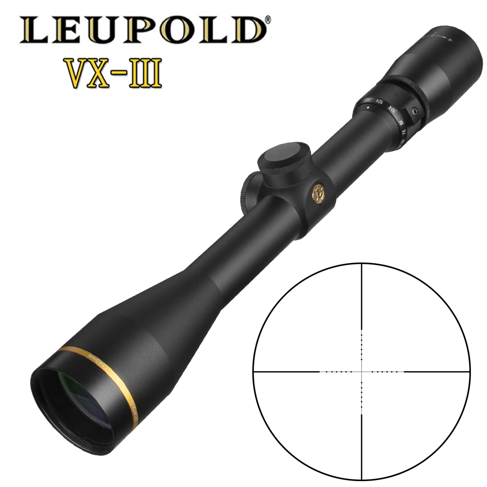 VX-3 4.5-14X40mm Riflescope Hunting Scope Tactical Sight Glass Reticle Rifle Sight For Sniper Airsoft Gun Hunting
