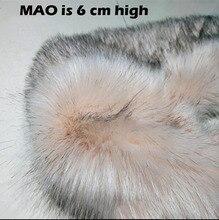 High-end nachahmung fur gefälschte fuchs wolle pulver silber fuchs fuchs braun fell kleidung schuh mäntel führer MAO plüsch stoffe