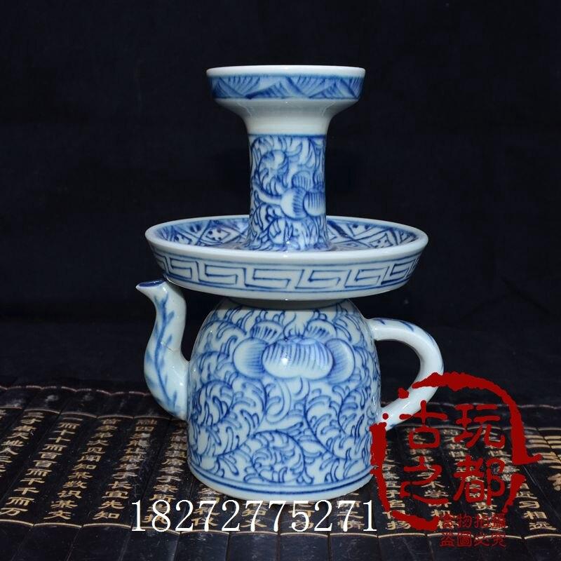 Jingdezhen porzellan keramik kerzen Taiwan wohnzimmer Dekoration ...
