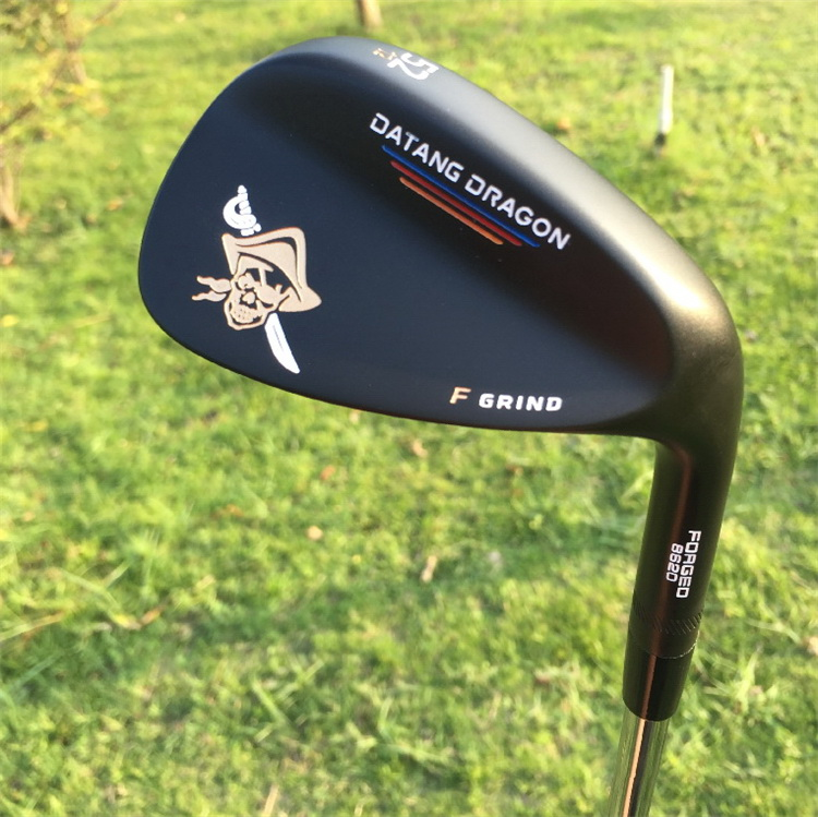 2017 original datang dragon golf wedges forged pirate wedges 52 56 60 degree with true temper S300 steel shaft golf clubs цены онлайн