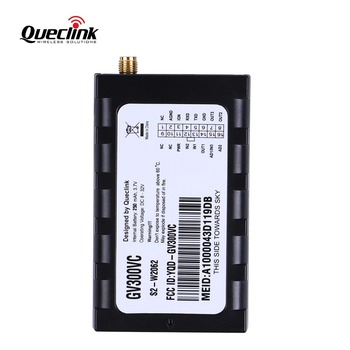 Queclink GV300VC Vehicle Tracker GPS 8V to 32V DC Multiple I/O Interface Realtime Tracker Car Internal 3-axis Accelerometer