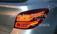 , DLAND 2010 2014 Автомобильный светодиодный задний фонарь в сборе V1 для Chevrolet Chevy Cruze хэтчбек вагон