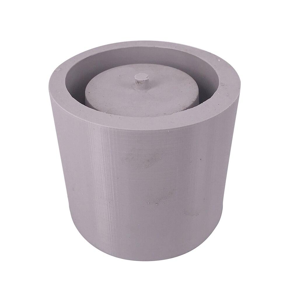 Us 1301 15 Offokrągły Cement Doniczka Formy Silikonowe Rzemiosło Dekoracyjne Soczyste Rośliny Betonowe Donice Wazon Formy W Formy Do Gliny Od Dom