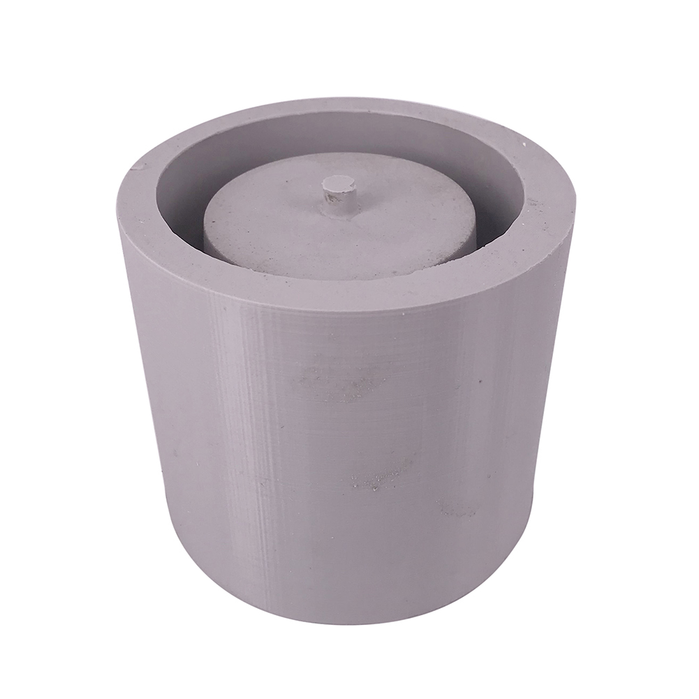 Round Cement <font><b>Flower</b></font> Pot Silicone <font><b>Mold</b></font> Home Decoration Crafts Succulent Plants Concrete Planter <font><b>Vase</b></font> <font><b>Molds</b></font> image