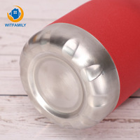 Creative Portable Outdoor Tourism Stainless Steel Insulation Pot Large Capacity with Handle Insulation Mug Big Belly Cola Bottle