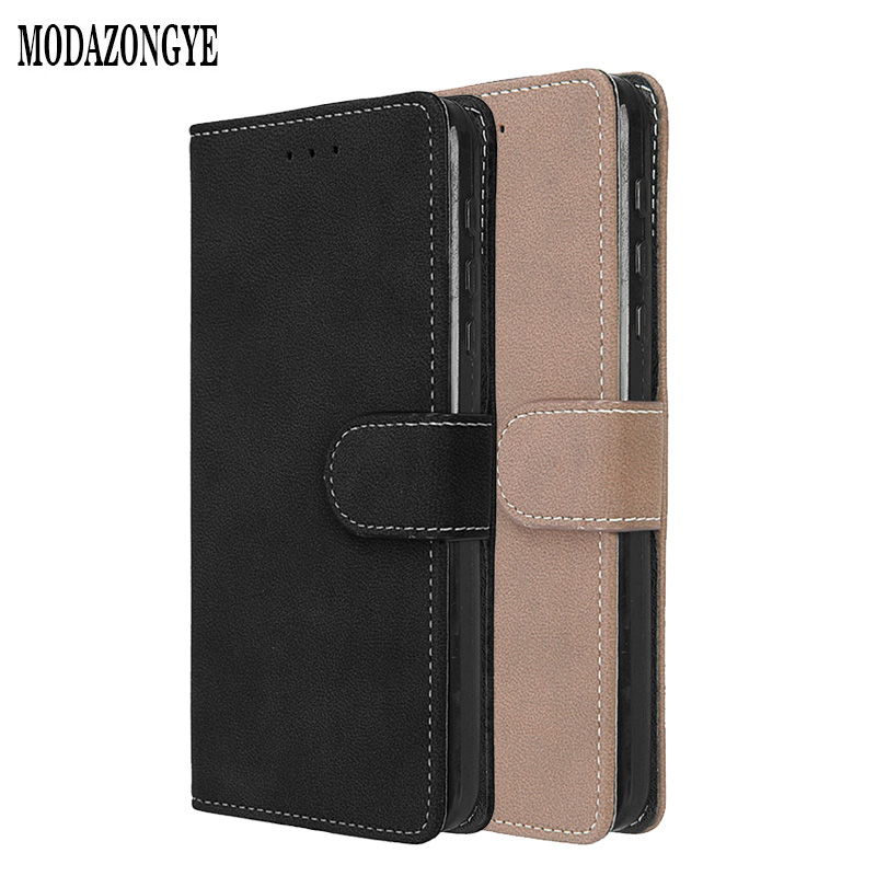 For <font><b>Alcatel</b></font> Pop 4 Plus <font><b>5056D</b></font> Case Cover PU Leather Wallet Phone Case For <font><b>Alcatel</b></font> One Touch Pop 4 Plus <font><b>5056D</b></font> Phone Case Flip image