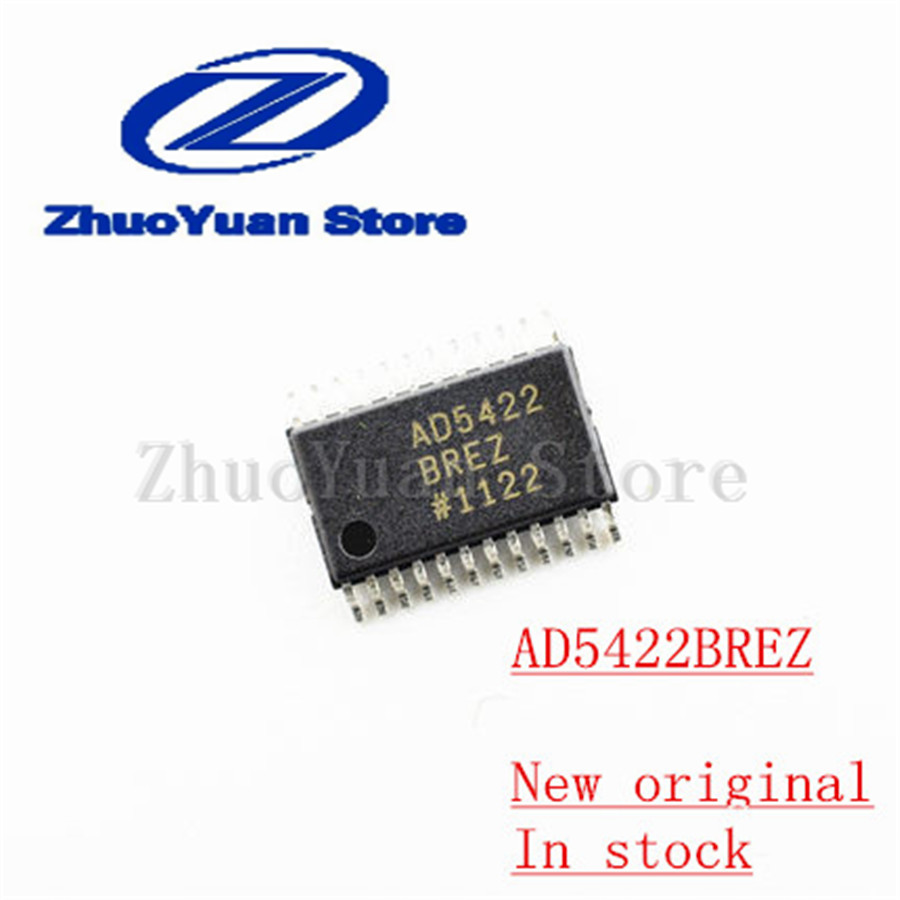 AD5422BREZ AD5422BRE AD5422 TSSOP-24 IC Chip New Original In Stock