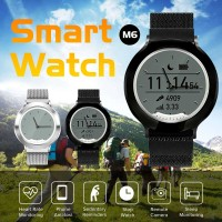 M6 Shadow Holographic Screen Heart Rate Monitor Pulse ATM Waterproof Smart Watch