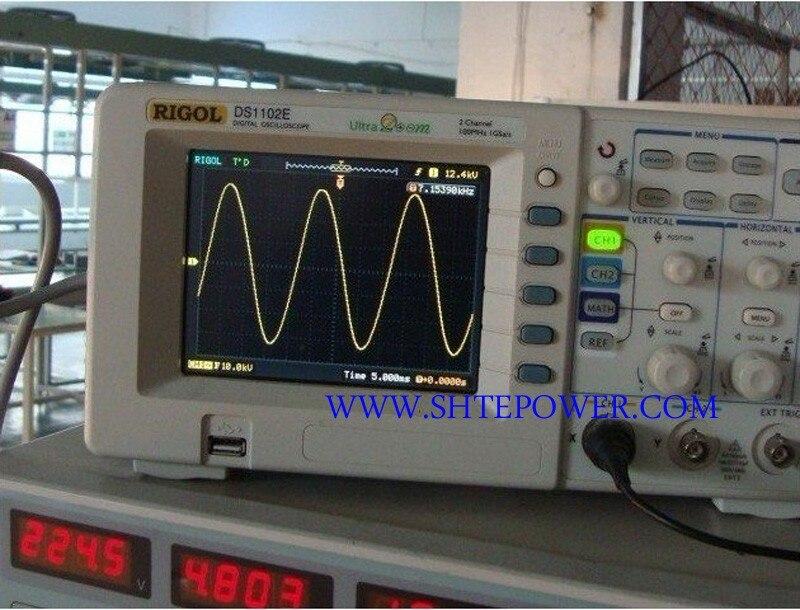 1500 Вт DC 24 В к AC 240 В Чистая синусоида Мощность преобразователь солнечной Мощность инвертор 1.5kw