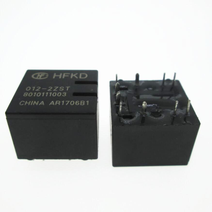 HOT NEW 12V relay HFKD 012-2ZST HFKD-012-2ZST HFKD 012 2ZST 12VDC DC12V 12V 10PIN 10pcs lot hfkw 012 1zw hfkw 012 hfkw good qualtity hot sell free shipping buy it direct