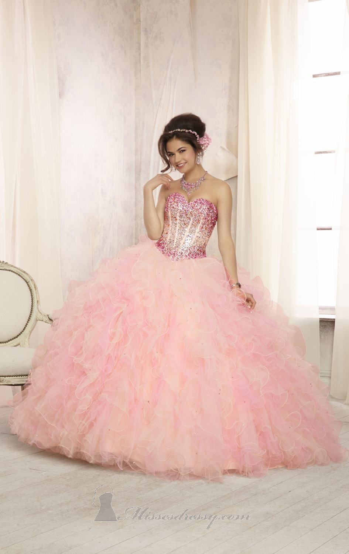 Lovable novia estilo princesa puffy bottom vestido párr 15 anos AQD ...