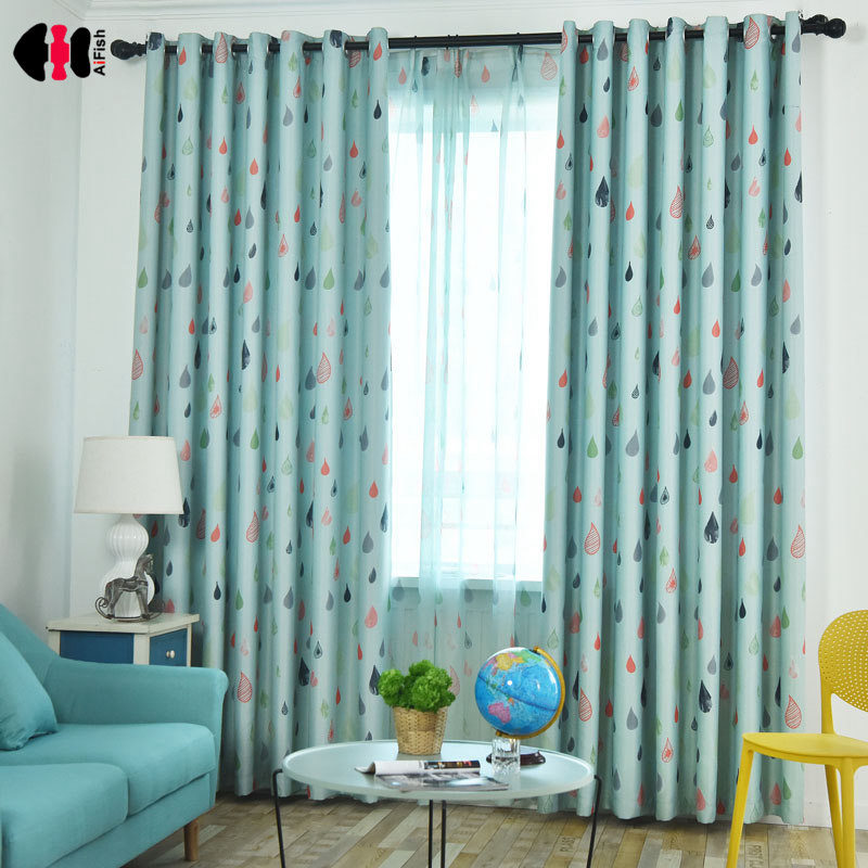 Fresh Simple Perla Drops Of Water Blackout Curtains Bedroom Boys Girls Kids Shading Blinds Drapes Wp118c Leather Bag