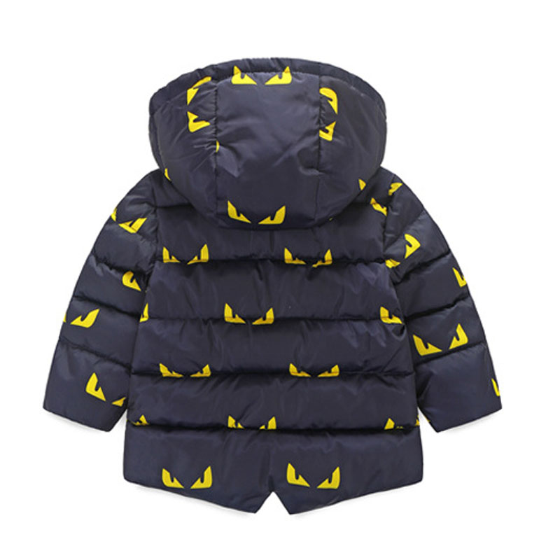 bada3a592 2019 Winter New Baby Boy and Girl Clothes,Children's Warm Jackets,Kids  Sports Hooded