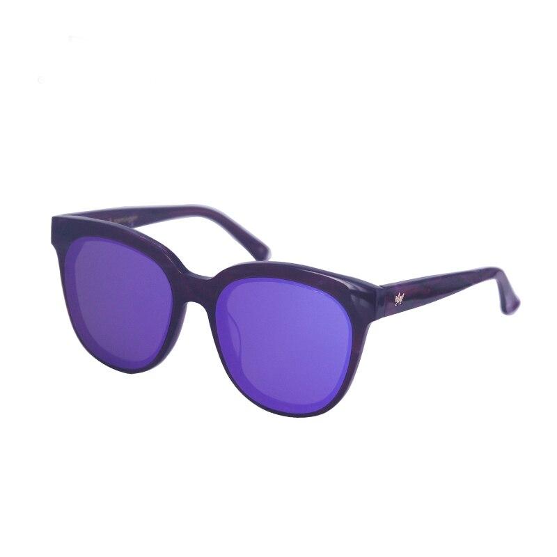 Attractive Vintage Ovale De Mode Mignon Marque Designer Haute Qualité Acétate cadre Oculos BG110-113 Feminino