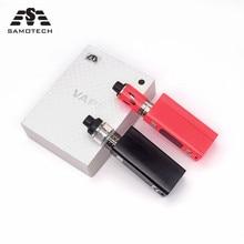 цена на Original smart mini 100w box mod vapor kit 0.5ohm 2.0ml tank E-cigarette fit 18650 battery 30w-60w-100w vape pen kit for liquid