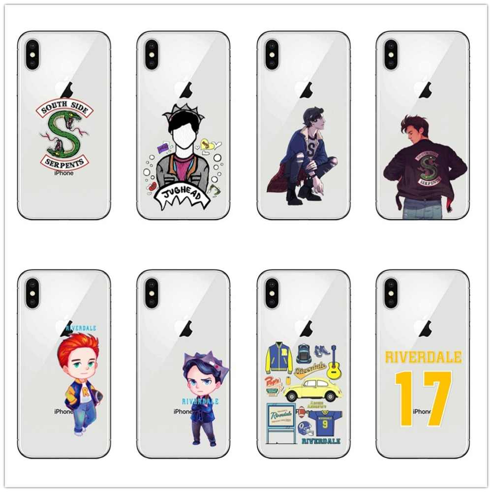 Riverdale TV Jughead Jones Woz phone case cool cover for apple iPhone 6 6S 7 8 Plus X XS MAX XR 5 5S SE fashion cute cover coque
