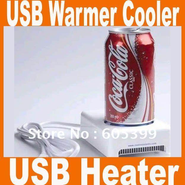 Электрическая грелка, USB Теплее Нагреватель кулер, usb для подогрева чашек охладитель