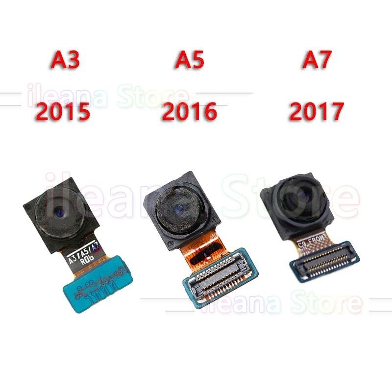 Original Front Facing Camera Flex Cable For Samsung Galaxy A3 A5 A7 2015 2016 2017 A320F A520F A720F A310F A510F A710F