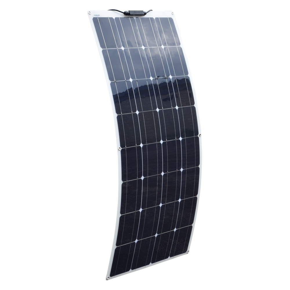 100W Solar panels 1