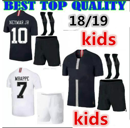 best sneakers aa311 73f0a kids 2018 kids psg champions league Paris mbappe 2019 child ...