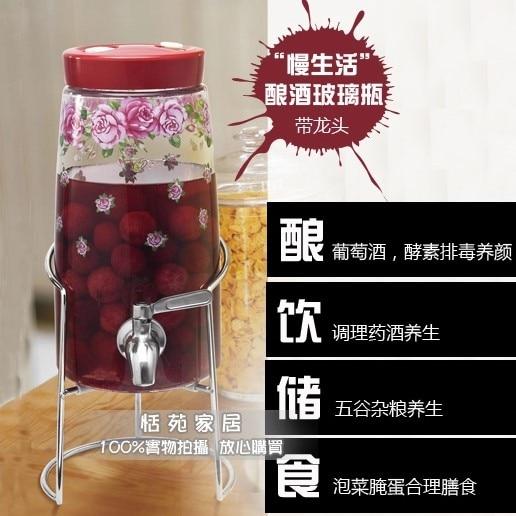 achetez en gros bouteille en verre avec robinet en ligne des grossistes bouteille en verre. Black Bedroom Furniture Sets. Home Design Ideas