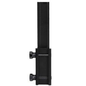 Image 4 - Weaver Picatinny soporte sobre riel para Mira extensor, accesorios de caza, conversor adaptador Base plana para Airsoft, 20mm