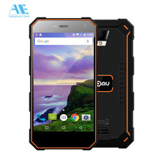 Germany stocks Nomu S10 MTK6737T Quad Core IP68 Waterproof 2GB RAM 16GB ROM Dustproof Shockproof 5000mAh Android 6 Mobile Phone(China)
