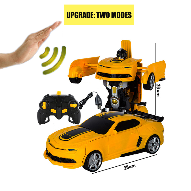 Image 3 - 2019 Hot Selling 1/14 Remote Control Car  Gesture Sensor Deformation rc Cars-in RC-машины from Игрушки и хобби on AliExpress - 11.11_Double 11_Singles' Day