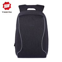 Tigernu men's anti theft Backpacks For Teenage Girls Male Backpacks Business Laptop Backpack school youth mochila feminina