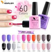 #61508 CANNI Factory New Brand Venalisa 60 Colors 7.5ml UV GEL NAIL POLISH