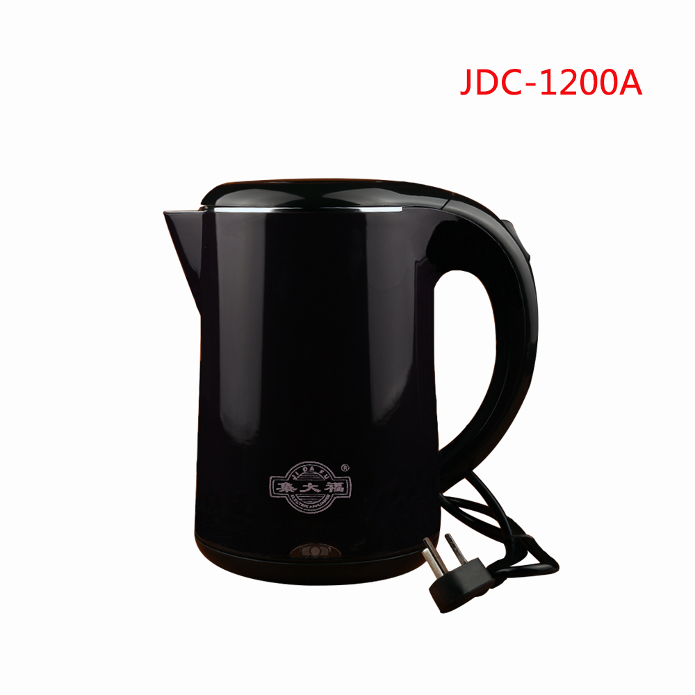 все цены на JDC-1200A Split Style Stainless Steel Quick Heating water kettles Auto power off Electric kettle teapot boiler 1.2L purple онлайн
