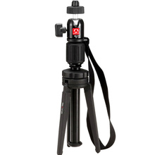 Trépied de caméra Professionnelle Selfie Stand trépied portable Aluminium Balle PTZ téléphone de bureau Trépied De Poche Selfie Bâton