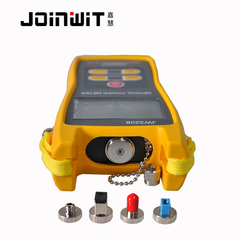 JoinWit JW3208C Fiber Optic Power Meter -50~+26dBm With LC FC SC ST Connector Used In CATV Field