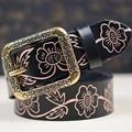Натуральная Кожа Женские Ремни Модные Ремни Cintos Cinturon Старинные Изысканные Дизайнерские Ремни Для Женщин Бесплатная Доставка