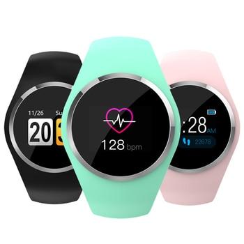 Newwear Q1 Color Screen Smart Watch Wristband Blood Pressure Heart Rate Monitor Fitness Tracker Men Women Smartwatch Bracelet g6 tactical smartwatch