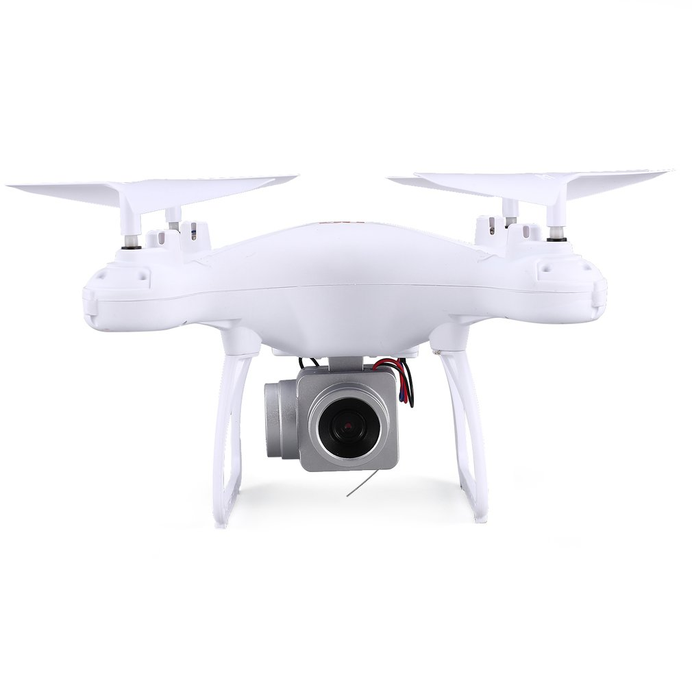 XG183 2.4G RC <font><b>Mini</b></font> <font><b>Drone</b></font> <font><b>FPV</b></font> Quadcopter with 720P HD Camera Real-time Altitude Hold LED Flash Word Programmable Props Model Toy image