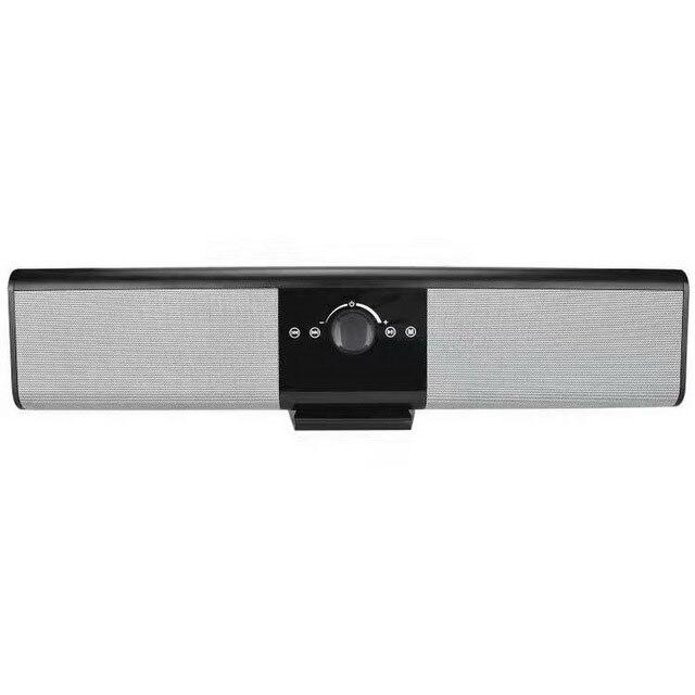 Hot 3D Stereo Bluetooth Wireless Speaker Soundbar with Remote Controller Karaoke Radio FM TF USB MP3 Music Player home theater цена 2016