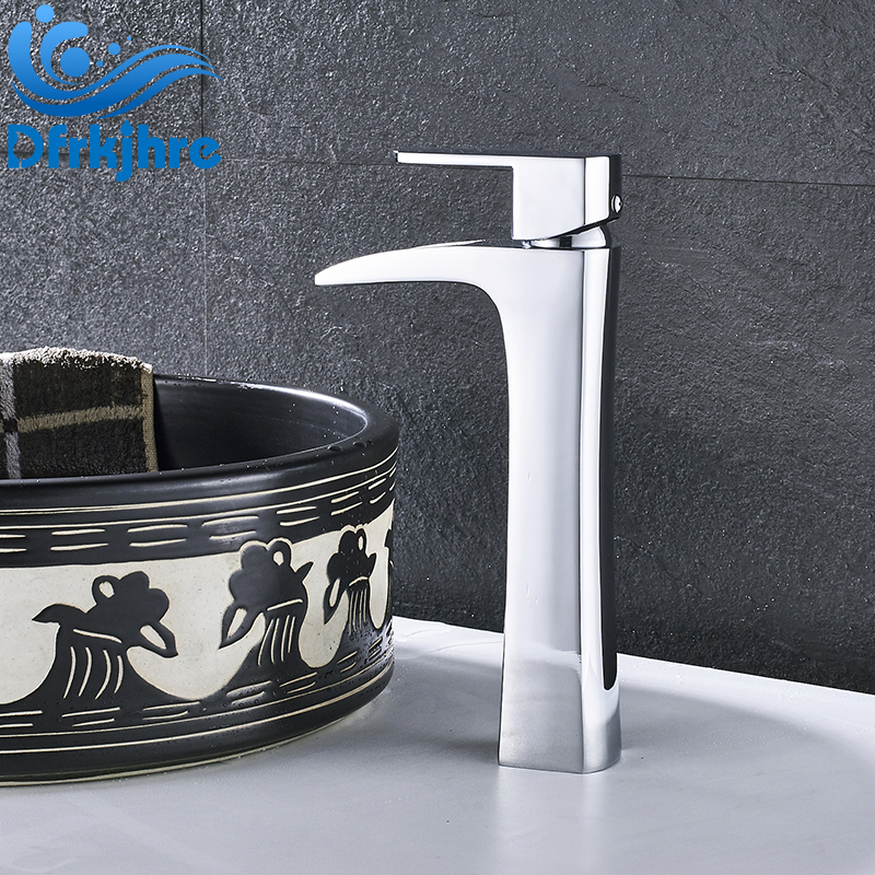 Bathroom Basin Sink Faucet Chrome Brushed Nickel ORB Faucet Hot and Cold Water Mixer Faucets Torneiras newly nickel brushed bathroom sink faucet cold