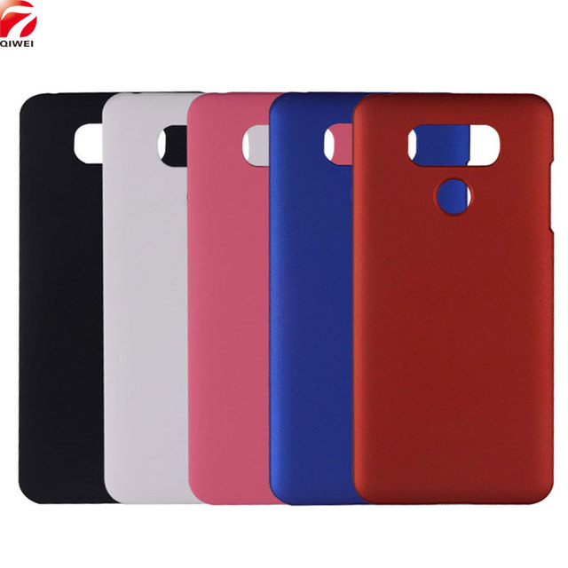 detailed look 1ade4 a345a US $1.89 5% OFF|For LG G6 Case 5.7 inch Slim Frosted Matte Hard Plastic  Back Cover Fundas For LG6 LGG6 G 6 H870DS H870 Phone Cases Coque Capas-in  ...