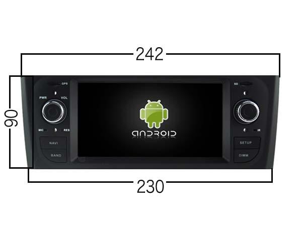 OTOJETA Android 8 0 font b car b font DVD octa Core 4GB RAM 32GB rom
