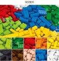 415 unids bloques huecos de ladrillos juguetes para niños educativos sluban ciudad diy creativo de bloques de construcción ladrillos compatible con lego
