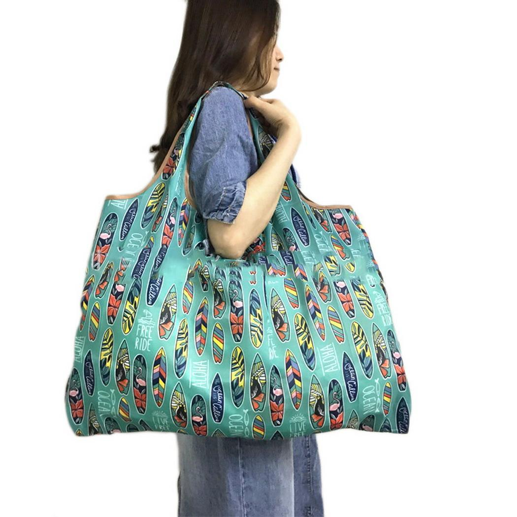 Foldable Open-Friendly Cartoon-Pattern Casual 2 Square Environmentally