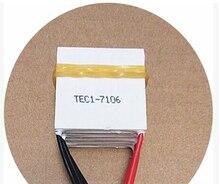 25PCS LOT TEC1-7106 cooling chip+free shipping
