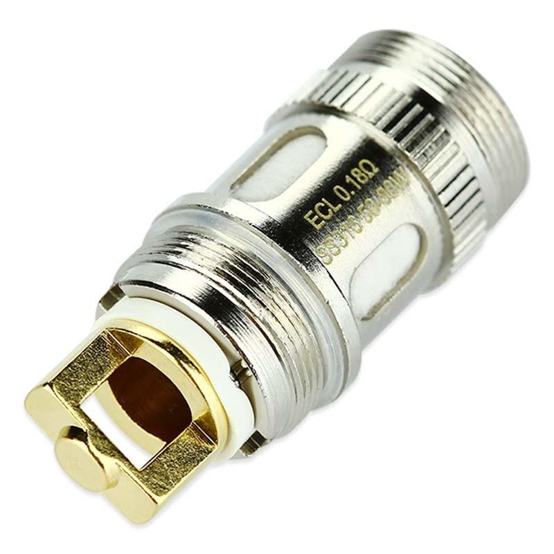 Bobine d'origine Eleaf ijust S ECL 20 pc bobine de remplacement 0.18hm/0.3ohm pour Eleaf ijust 2/ijust s/MELO 2 MELO 3/Lemo 3 atomiseur - 4